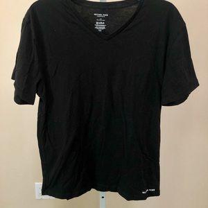 Michael Kors Black Logo Tshirt (L)